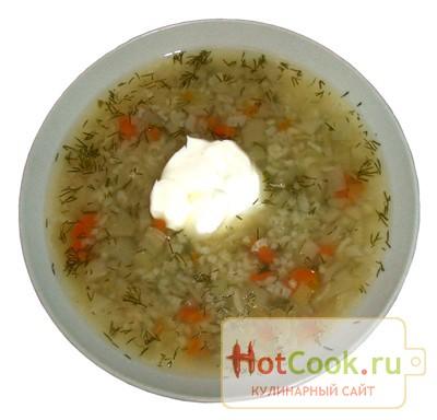 рецепт овощного супа пюре при панкреатите